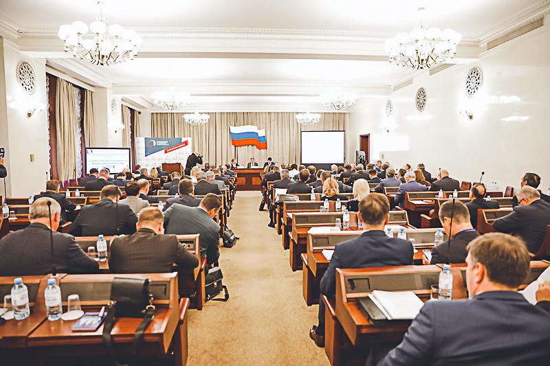 Дмитрий Сатин встретился с уполномоченными по защите прав предпринимателей