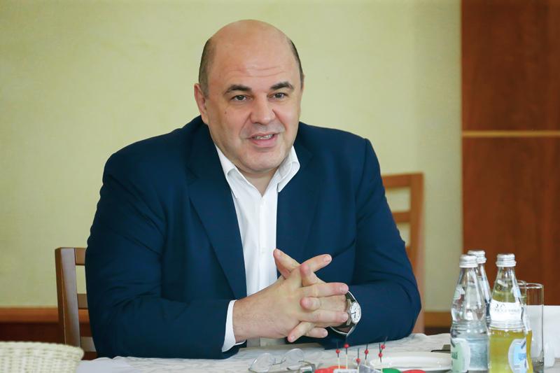 Михаил Мишустин подвел итоги налоговых поступлений за 11 месяцев на встрече с журналистами