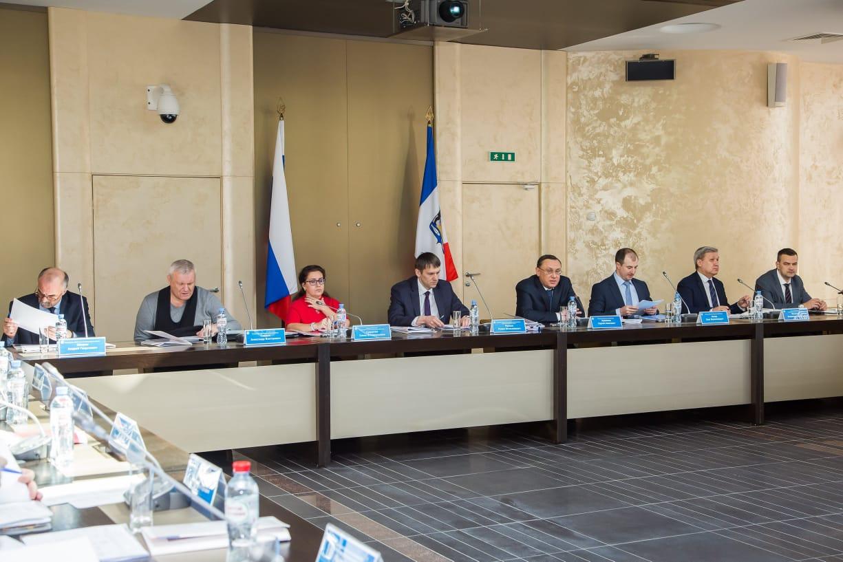 Сергей Аракелов подвел итоги работы налоговых органов СЗФО и межрегиональных инспекций по крупнейшим налогоплательщикам за первый квартал 2019 года