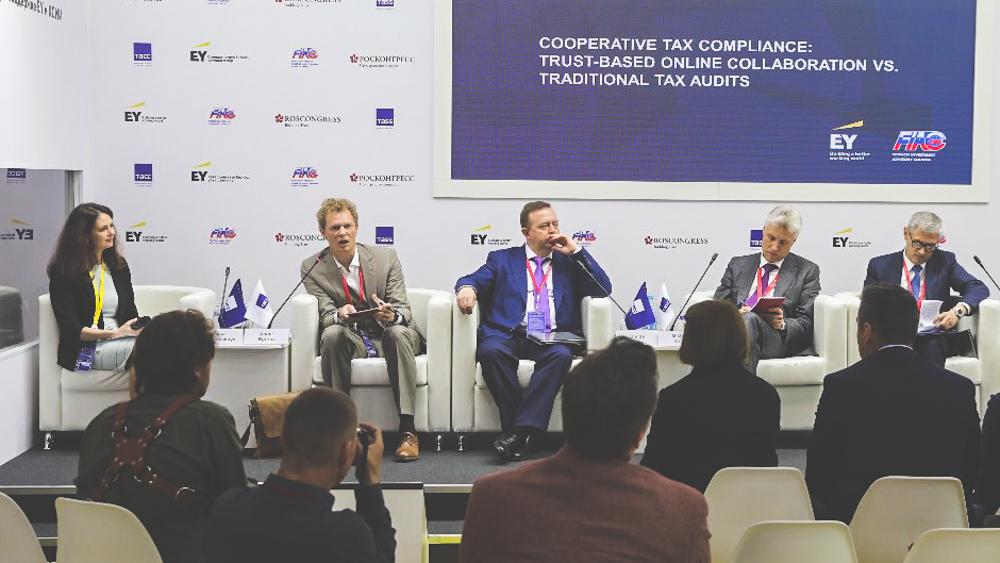Даниил Егоров: снижение критериев для участников налогового мониторинга может удвоить их количество
