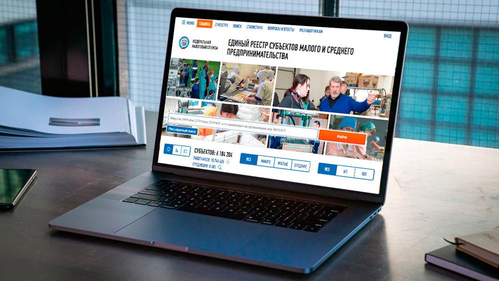 С 1 июля аудиторские организации начнут передавать сведения для Реестра МСП