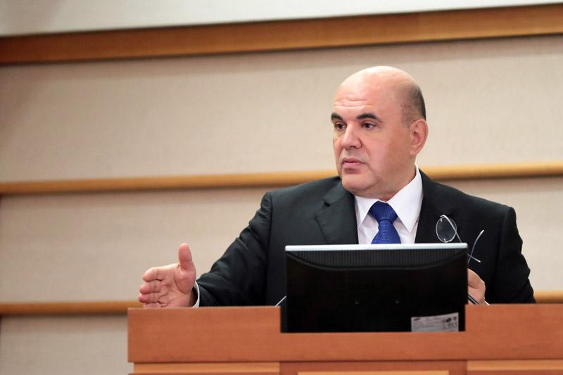 Михаил Мишустин подвел итоги работы налоговых органов за восемь месяцев 2019 года