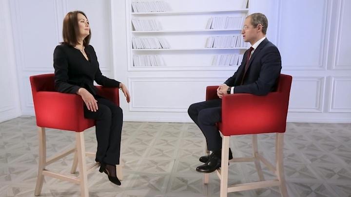 Дмитрий Сатин рассказал об альтернативах для бизнеса после отмены ЕНВД