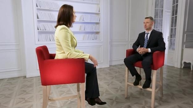 О повышении платежной дисциплины россиян рассказал в эфире программы «Налоги» Константин Чекмышев
