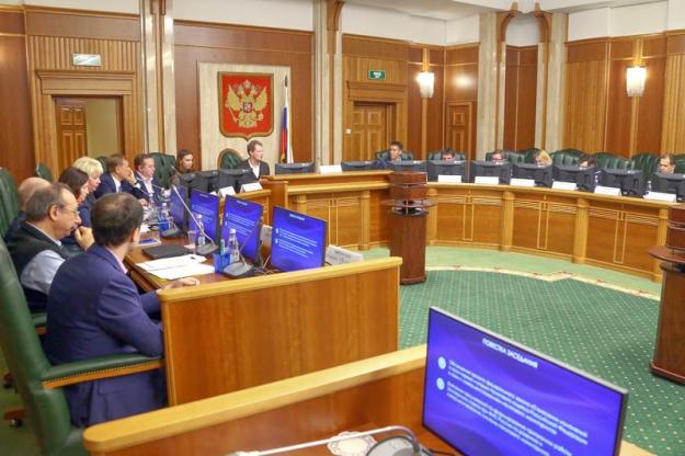 В ФНС России состоялось первое заседание Экспертного совета по налоговому мониторингу