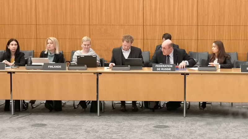 Михаил Мишустин провел пленарное заседание Сообщества цифровой трансформации налоговых органов в штаб-квартире ОЭСР в Париже