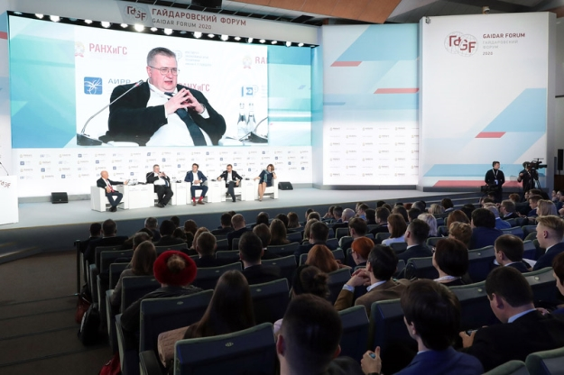 Алексей Оверчук: ФНС России не ждет перемен, мы к ним готовимся