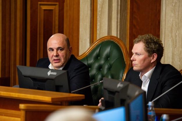 Председатель Правительства РФ Михаил Мишустин посетил Федеральную налоговую службу
