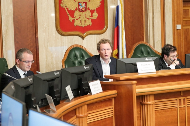 Даниил Егоров: ФНС России продолжит внедрять современные технологии в налоговое администрирование