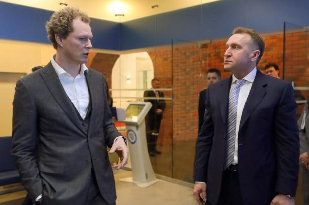 Игорь Шувалов и Даниил Егоров обсудили развитие цифровых сервисов на примере проектов ФНС России