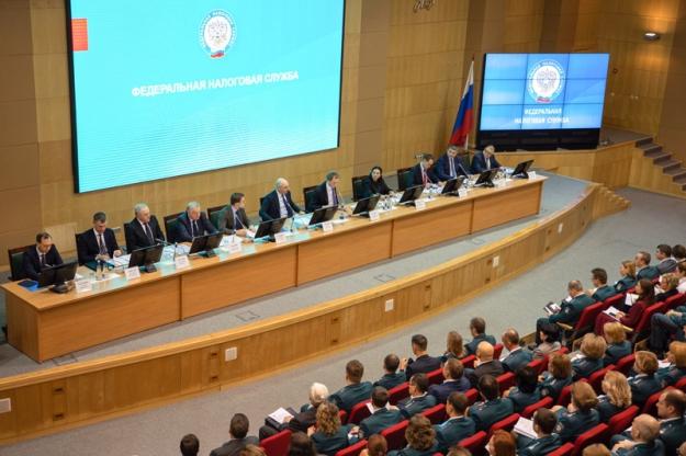 Даниил Егоров подвел итоги работы налоговых органов в 2019 году