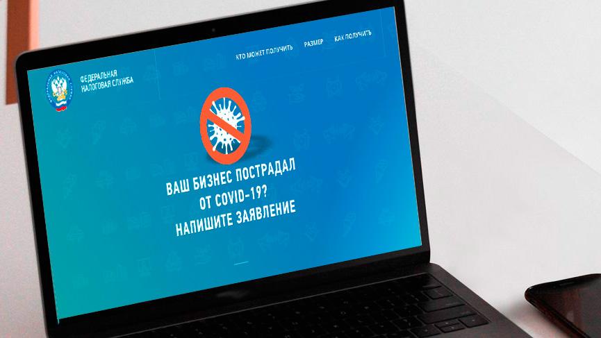 ФНС России запустила специальный сервис для выплаты субсидий малому и среднему бизнесу