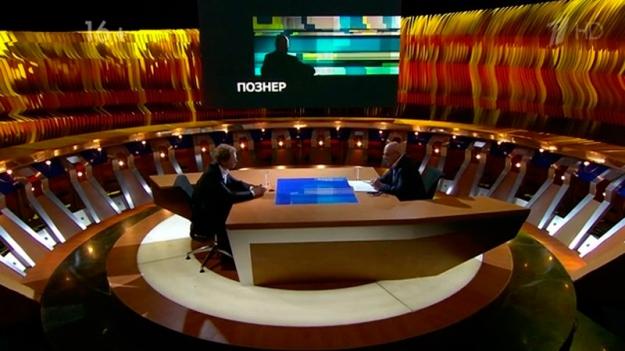 Даниил Егоров принял участие в программе Владимира Познера