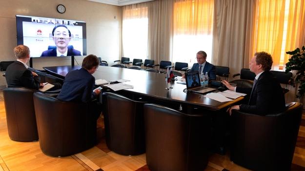 Меры поддержки налогоплательщиков обсудили на Бюро Форума налоговых администраций ОЭСР