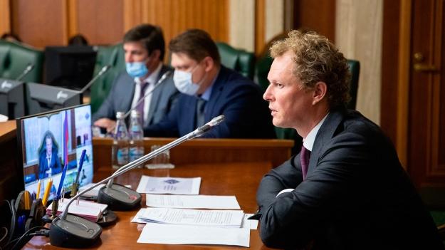 Даниил Егоров подвел итоги работы налоговых органов за восемь месяцев 2020 года