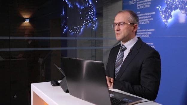 Дмитрий Вольвач рассказал о ходе автоматического обмена финансовой информацией