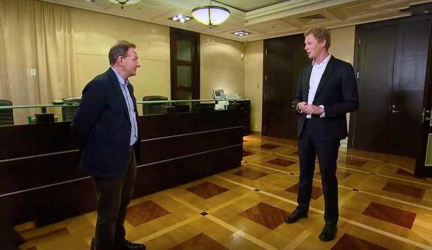 Даниил Егоров в эфире программы «Вести в субботу» рассказал Сергею Брилеву о новациях в работе налоговых органов