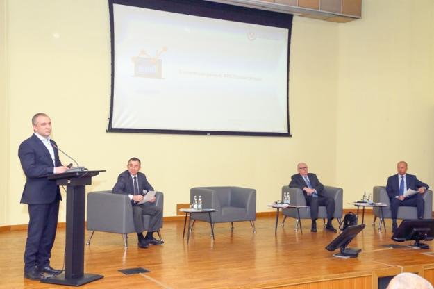 Заместитель руководителя ФНС России принял участие в заседании Совета менторов ФНС России