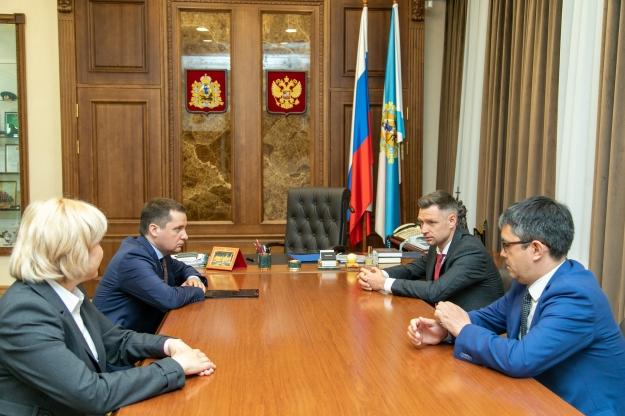 В Архангельской области запущены проекты по информационному взаимодействию налоговых органов с муниципалитетами и региональными властями