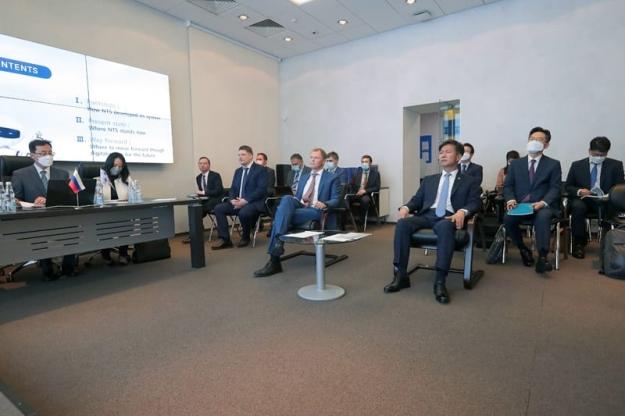 Руководители налоговых служб России и Южной Кореи обсудили применение передовых технологий в налоговом администрировании