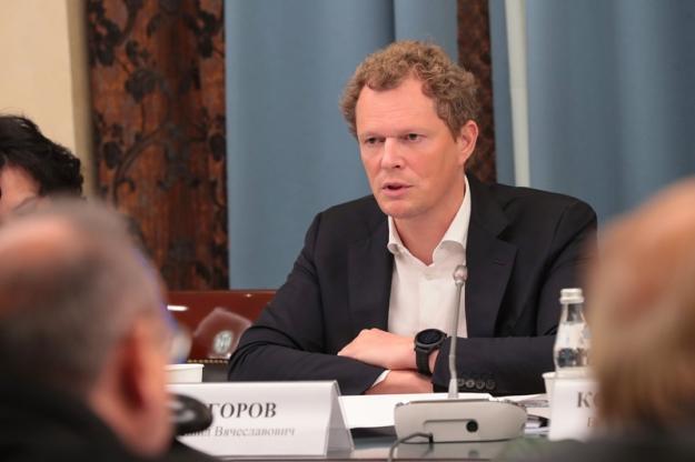 Запуская новые решения, мы выбираем самое лучшее не в налоговом администрировании, а на рынке, - Даниил Егоров