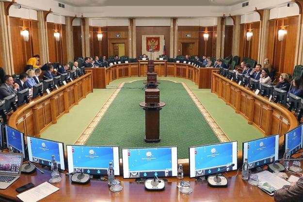 В ФНС России состоялось заседание обновленного состава Общественного совета