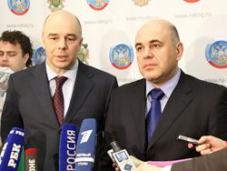 Мишустин подвел итоги работы налоговых органов за 2012 год