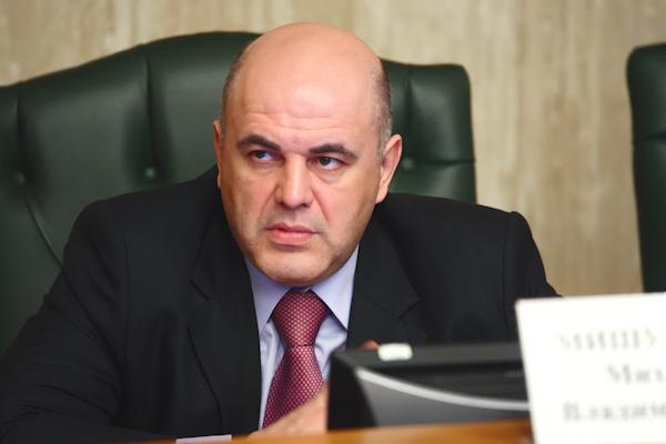 Премьер-министр поручил главе ФНС России Мишустину разработать приложение для мобильных устройств