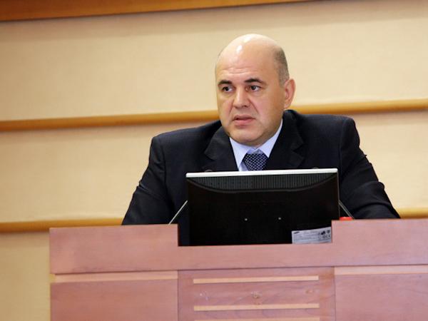 Руководитель ФНС Мишустин борется за лидерство в Электронном Правительстве