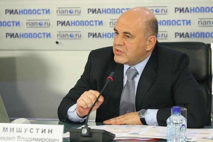 Глава Налоговой службы Михаил Мишустин подвел итоги работы налоговиков в СКФО